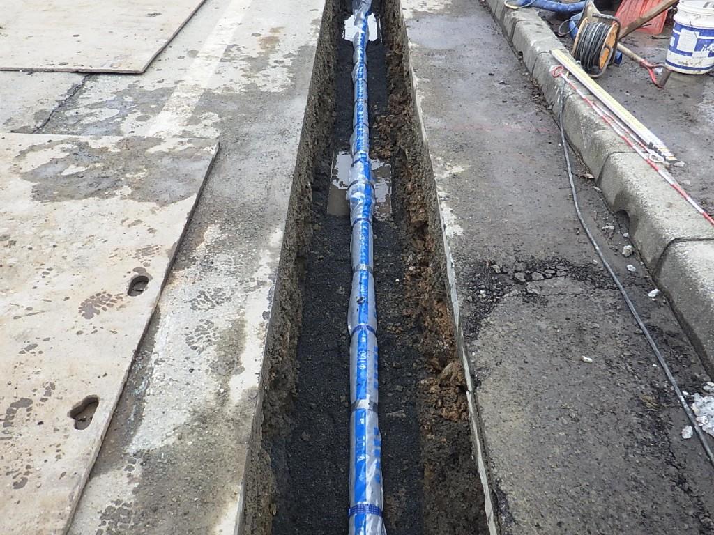 (耐震)配水管更新工事(流通センター一丁目第2工区)