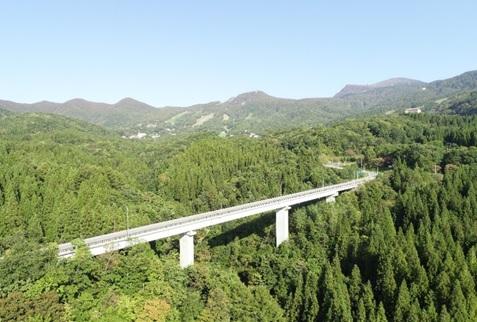 主要地方道山形永野線樹氷橋橋梁補修工事