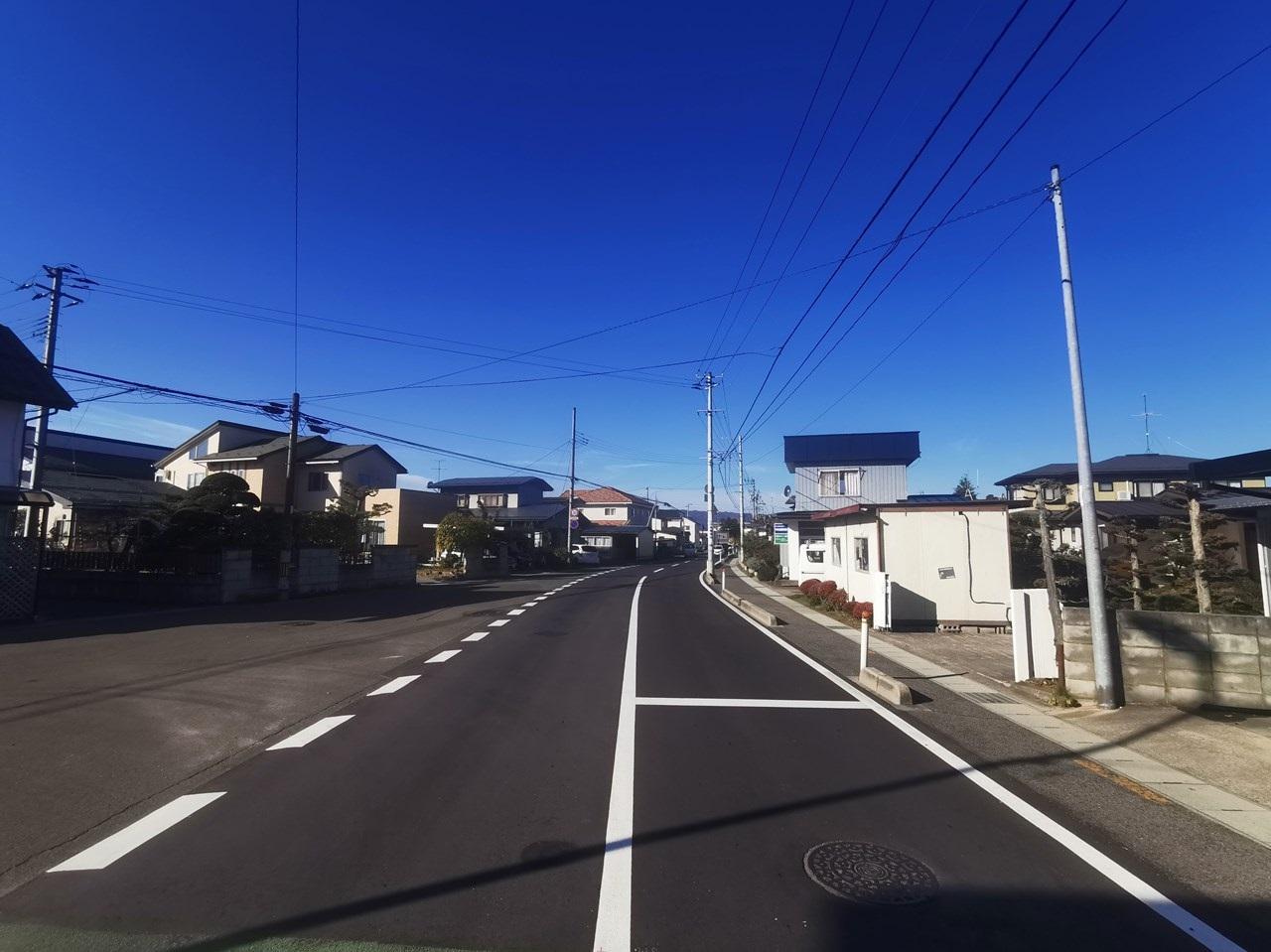 主要地方道山形山辺線舗装修繕工事